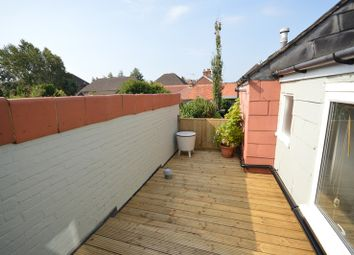 Thumbnail 2 bed maisonette to rent in Southampton Road, Lymington