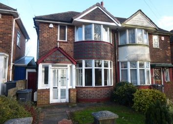 Thumbnail 2 bed semi-detached house to rent in Clay Lane, South Yardley, Birmingham