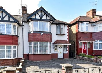 4 bed semi-detached house for sale in Eversley Park Road, London N21