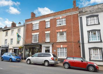 Thumbnail 2 bed flat to rent in High Street, Crediton, Devon