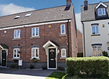 Thumbnail 2 bed end terrace house for sale in Upper Stroud Close, Chineham, Basingstoke