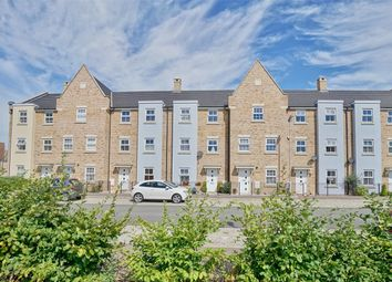 Thumbnail 4 bedroom town house for sale in Buttercup Avenue, Eynesbury, St. Neots, Cambridgeshire