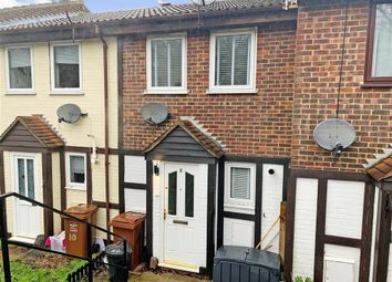 Heritage Road, Walderslade, Chatham, Kent ME5. 2 bed terraced house for sale