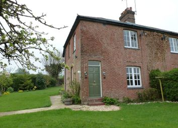 Thumbnail 3 bed semi-detached house to rent in Sparsholt, Winchester 2Nh