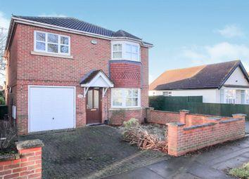 Thumbnail 4 bed detached house for sale in Fulbridge Road, Walton, Peterborough