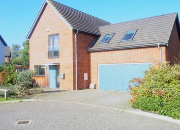 Thumbnail 4 bed detached house for sale in Horseshoe Close, Watton, Thetford