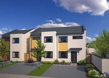 Thumbnail 3 bed semi-detached house for sale in The Retreat Drive, Topsham, Exeter