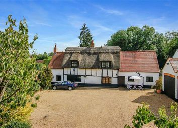 Thumbnail 3 bed cottage for sale in The Green, Woughton On The Green, Milton Keynes, Bucks