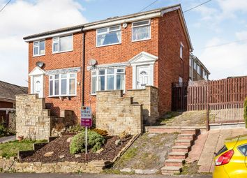 3 bed semi-detached house for sale in Russell Close, Heckmondwike WF16