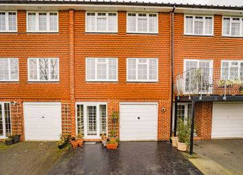 Thumbnail 3 bed town house for sale in Shirley Cottages, Woodbury Park Road, Tunbridge Wells