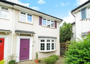 Thumbnail 2 bed end terrace house for sale in Regency Close, Hampton