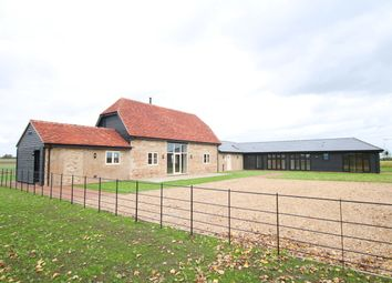 Thumbnail 4 bed barn conversion to rent in The Hollow, Ramsey, Huntingdon