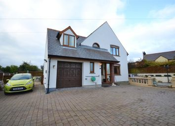 Thumbnail 4 bed detached house for sale in Llangwm, Haverfordwest