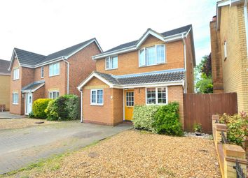 Thumbnail 3 bed detached house for sale in Whitegate Close, Swavesey, Cambridge