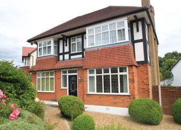 Thumbnail 4 bedroom detached house to rent in Prospect Road, Barnet