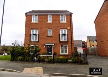 Thumbnail 4 bed detached house for sale in Great Western Way, Kingswinford