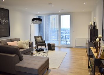 Thumbnail 1 bed flat for sale in Hancock Road, London