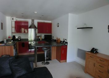 Thumbnail 1 bedroom flat for sale in Victory Apartments, Copper Quarter, Swansea