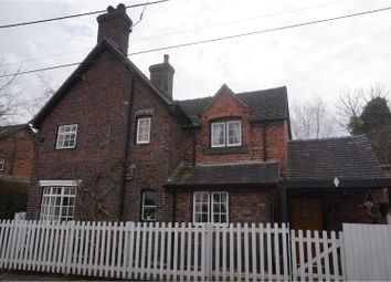 Thumbnail 2 bed cottage for sale in Monument Lane, Stoke-On-Trent