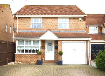 Thumbnail 3 bed detached house for sale in Clover Lay, Rainham, Gillingham