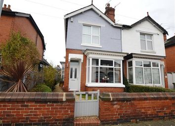 Thumbnail 3 bed semi-detached house for sale in Stanley Road, Hartshill, Stoke-On-Trent