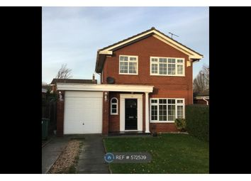Thumbnail 3 bedroom detached house to rent in Orston Crescent, Wirral
