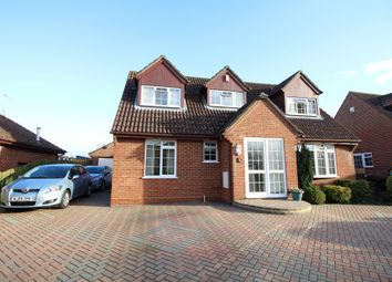 Thumbnail 4 bedroom detached house for sale in Seabank Close, Upton, Upton, Poole