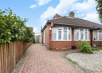 Thumbnail 2 bed semi-detached bungalow for sale in Gladeside, Croydon