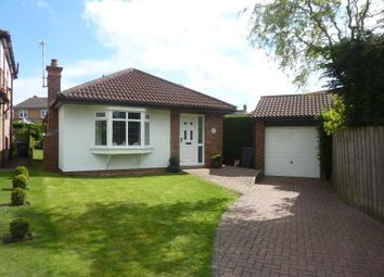 Thumbnail 2 bed detached bungalow for sale in Crestbrooke, Northallerton