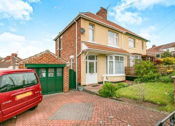 Thumbnail 3 bed semi-detached house for sale in Parklands Avenue, Billingham