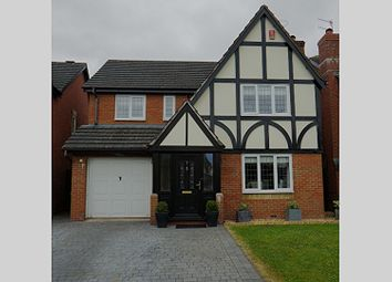 Thumbnail 4 bed detached house for sale in Ryeland Close, Stoke-On-Trent