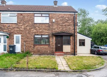 Thumbnail 2 bed end terrace house for sale in Hawthorn Crescent, Skelmersdale