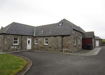 Thumbnail 3 bed detached house to rent in East Fiddie, Skene