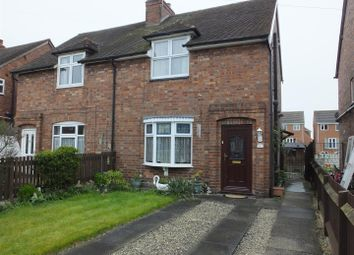 Thumbnail 3 bed semi-detached house to rent in Harper Avenue, Stretton, Burton-On-Trent
