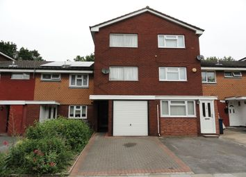 Thumbnail 3 bed town house for sale in Mary Peters Drive, Greenford