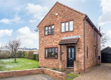 Thumbnail 3 bed detached house for sale in Ashburn Drive, Wetherby