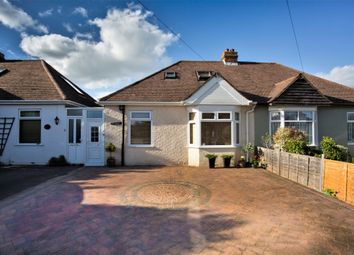 Thumbnail 4 bed semi-detached bungalow for sale in Orchard Grove, Fareham