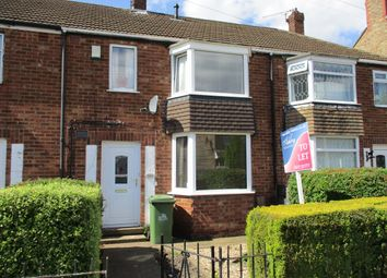 Thumbnail 2 bed terraced house to rent in Humberstone Road, Grimsby