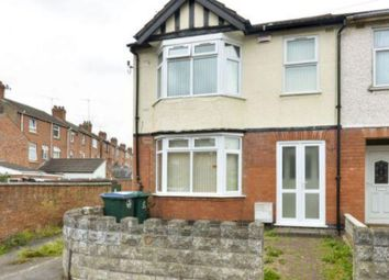 Thumbnail 3 bed end terrace house to rent in Botoner Road, Coventry