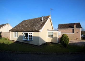 Thumbnail 2 bedroom bungalow to rent in Hazel Drive, Horringer, Bury St. Edmunds