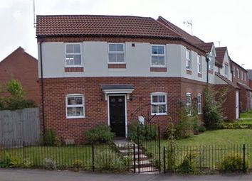 Thumbnail 3 bed link-detached house to rent in Sandhills Avenue, Hamilton, Leicester