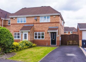 Thumbnail 3 bedroom semi-detached house for sale in Harrier Close, Leigh, Lancashire