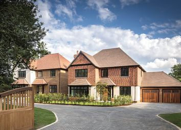 Thumbnail 5 bedroom detached house for sale in Knights Park, Bletchingley Road, Godstone
