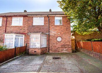Thumbnail 2 bed semi-detached house for sale in Derwent Way, Rainham, Kent