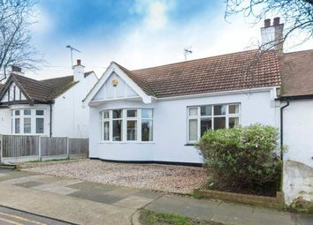 2 bed bungalow for sale in St. Benets Road, Southend-On-Sea, Essex SS2