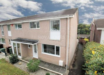 Thumbnail 3 bed semi-detached house for sale in Leatfield Drive, Derriford, Plymouth