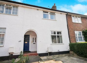 Thumbnail 3 bedroom terraced house for sale in Reigate Road, Bromley, .