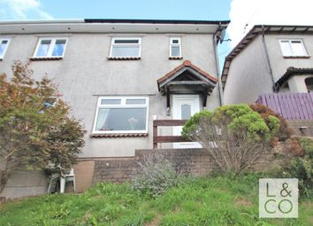 Thumbnail 2 bed terraced house to rent in Preseli Close, Risca