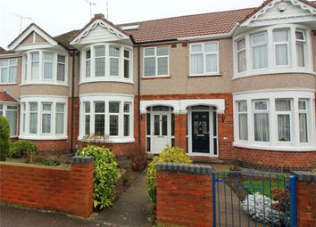 Thumbnail 4 bedroom terraced house to rent in Overslade Crescent, Coundon, Coventry