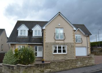 Thumbnail 4 bed detached house for sale in Wallacestone Brae, Wallacestone, Falkirk